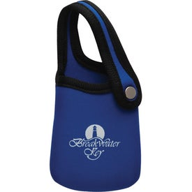 Snap-a-Long Carry Pouch Branded with Your Logo