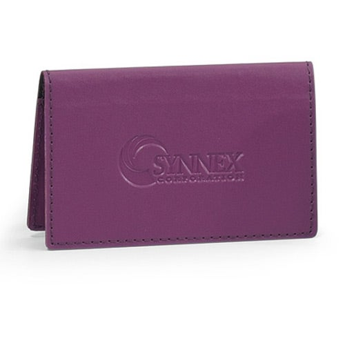 SoHo Business Card Holder Custom Bags