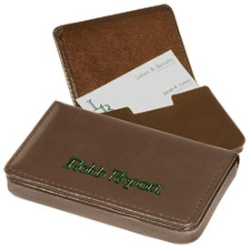 Soho Magnetic Card Case Branded with Your Logo