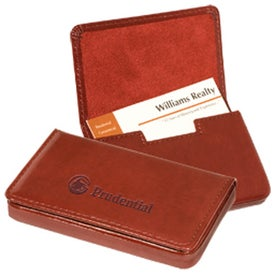 Imprinted Soho Magnetic Card Case