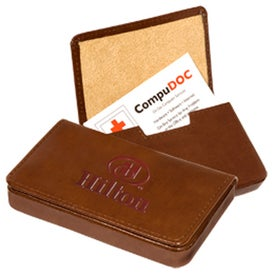 Printed Soho Magnetic Card Case