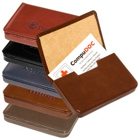 Soho Magnetic Card Case for Promotion