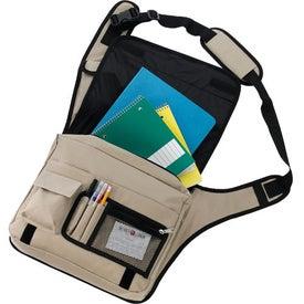 Advertising Soho Messenger Saddle Bag