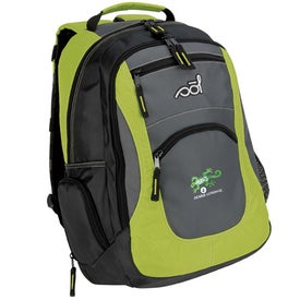 sol Exposure Backpack for Advertising