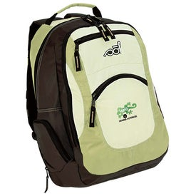 Logo sol Exposure Backpack