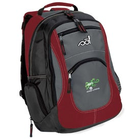 Branded sol Exposure Backpack