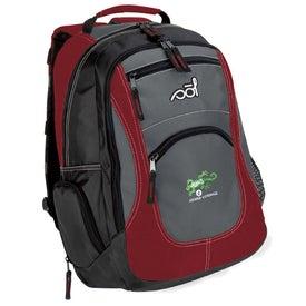 Branded sol Exposure Backpack