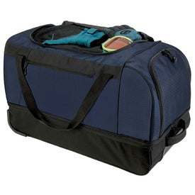sol Rendezvous Rolling Duffel Branded with Your Logo