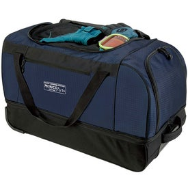 sol Rendezvous Rolling Duffel for Your Organization