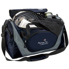 sol Shakedown Duffel Branded with Your Logo