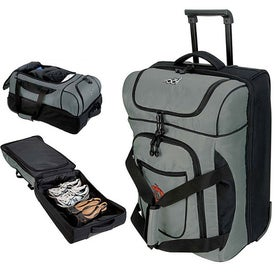 sol Tracer Rolling Suitcase