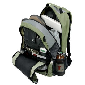 sol Venture Backpack with Your Logo