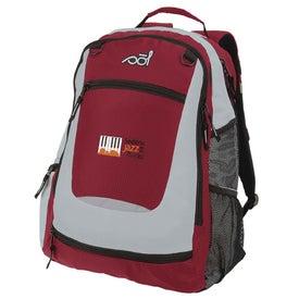 Printed sol Venture Backpack