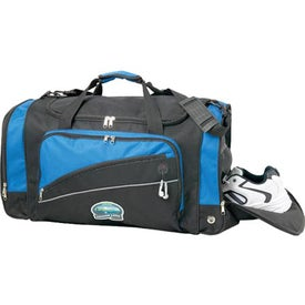 Solara Sport Duffel with Your Logo