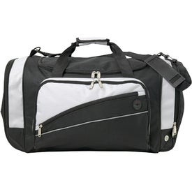 Solara Sport Duffel for Advertising