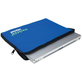 Solid Color Laptop Sleeve Standard Size for Your Company