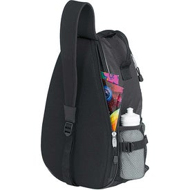 Imprinted Solo Backpack