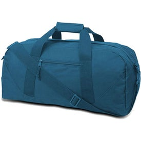 Branded Spectrum Series Deluxe Duffel