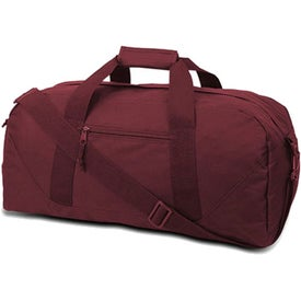 Personalized Spectrum Series Deluxe Duffel