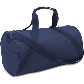 Spectrum Series Round Duffel Imprinted with Your Logo