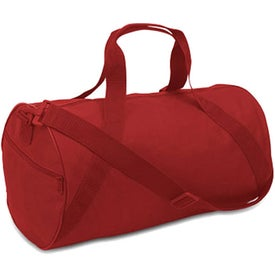 Spectrum Series Round Duffel for Marketing