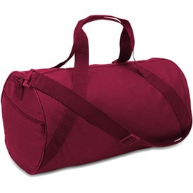 Advertising Spectrum Series Round Duffel