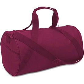Spectrum Series Round Duffel for Your Company