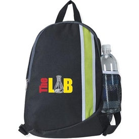 Speedway Backpack with Your Slogan