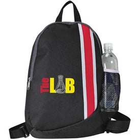 Promotional Speedway Backpack