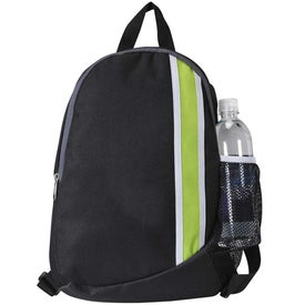 Speedway Backpack Imprinted with Your Logo