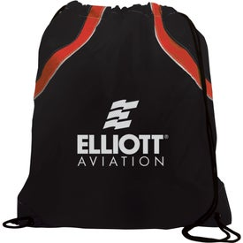 Spirit Backsack Branded with Your Logo