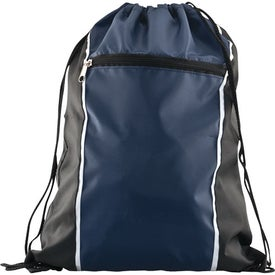 Spirit Drawstring Backpack for your School