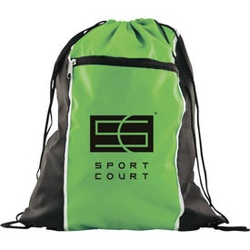 Spirit Drawstring Backpack for Your Organization