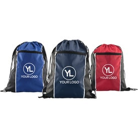Spirit Drawstring Backpack for Marketing