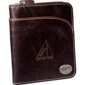 Spirit of St. Louis Venturer Wallet with Your Logo
