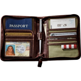 Branded Spirit of St. Louis Venturer Wallet
