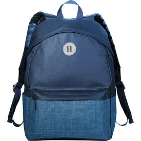 Split Decision Backpack for Marketing