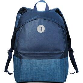 Split Decision Backpack for Marketing