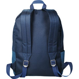 Logo Split Decision Backpack