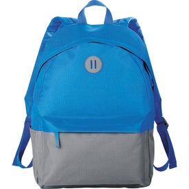 Split Decision Backpack Branded with Your Logo