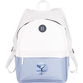 Split Decision Backpack Imprinted with Your Logo