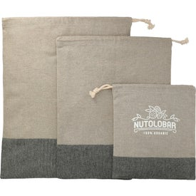 Split Recycled 3 Piece Travel Pouch Set
