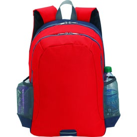 Sport Backpack with Your Slogan