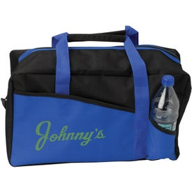 Logo Personalized Sport Duffel Bag