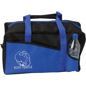 Sport Duffel Bag for Customization