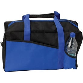 Imprinted Personalized Sport Duffel Bag