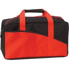 Sport Duffel Bag Printed with Your Logo