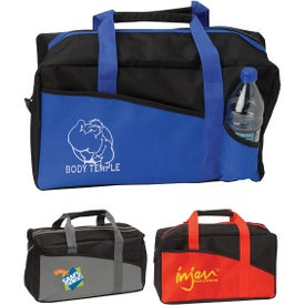 Personalized Sport Duffel Bag for Marketing