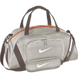 Monogrammed Nike Sport Duffel
