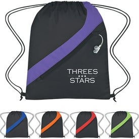 Sports Pack With Accent Stripe for Your Company